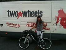 Nouveau Sponsor TWO WHEELS
